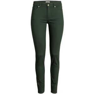 H&M dark green Pants Size 4